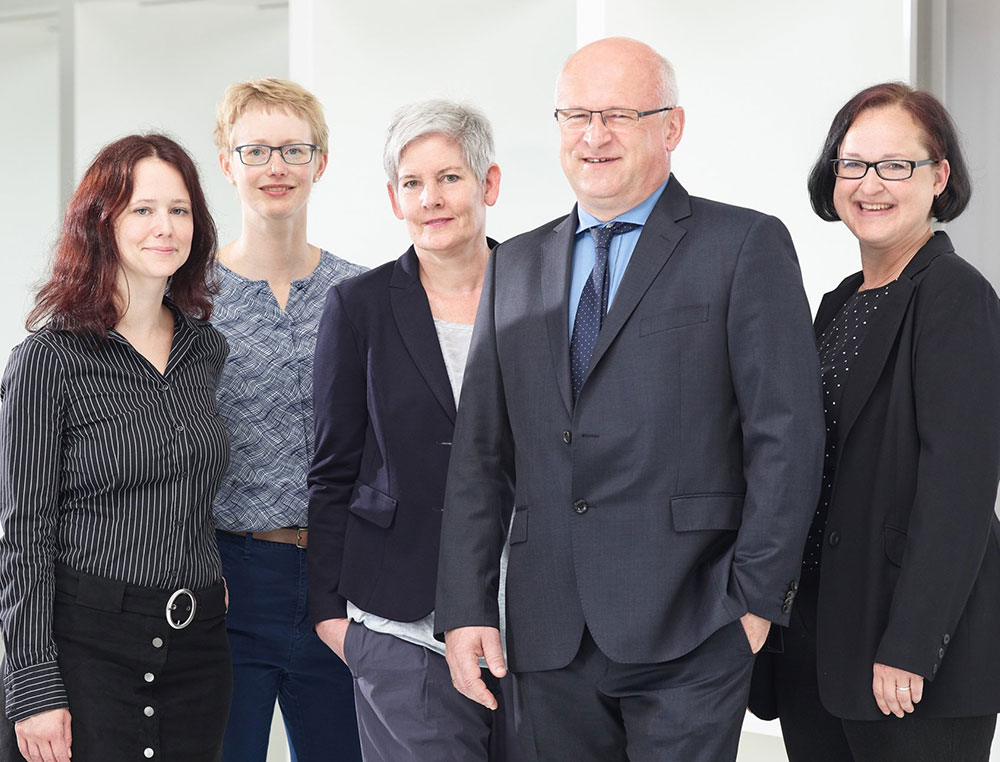 Unser Team freut sich auf die Zusammenarbeit - Transfer in Wittlich