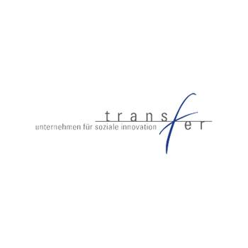 Logo von transfer